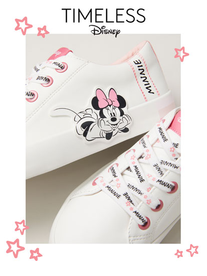 Minnie Mouse © DISNEY rubberised sneakers