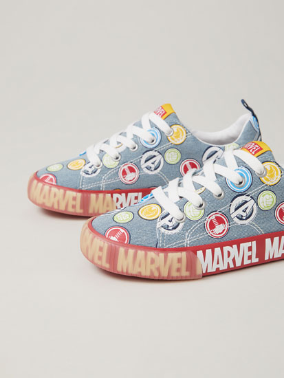 Marvel icons sneakers