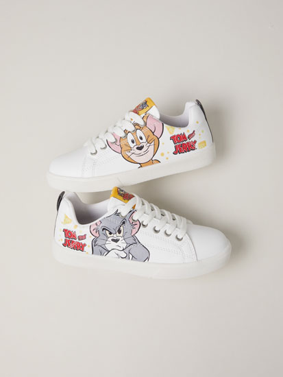 Tom & jerry © Warner Bros. INC. sneakers