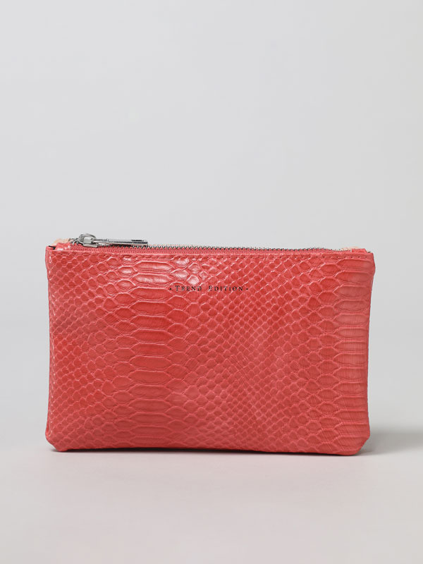Two-tone double purse