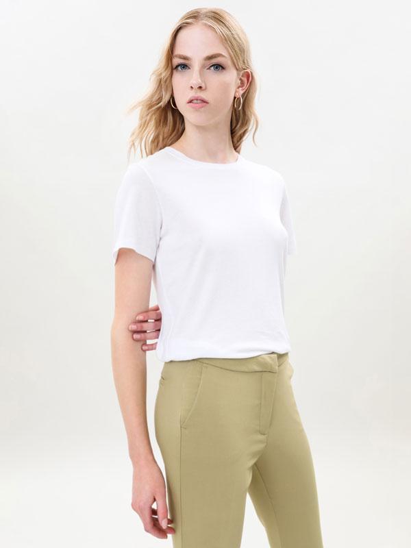 Pantalons elàstic esquena