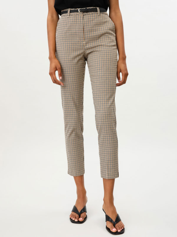 Pantalons xinesos amb cinturó