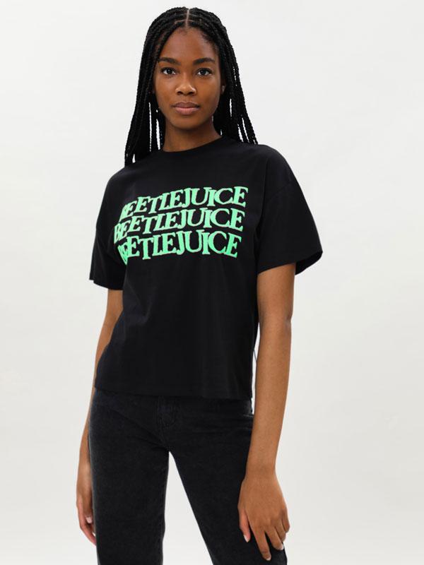 T-shirt Beetlejuice © &™ WARNER BROS