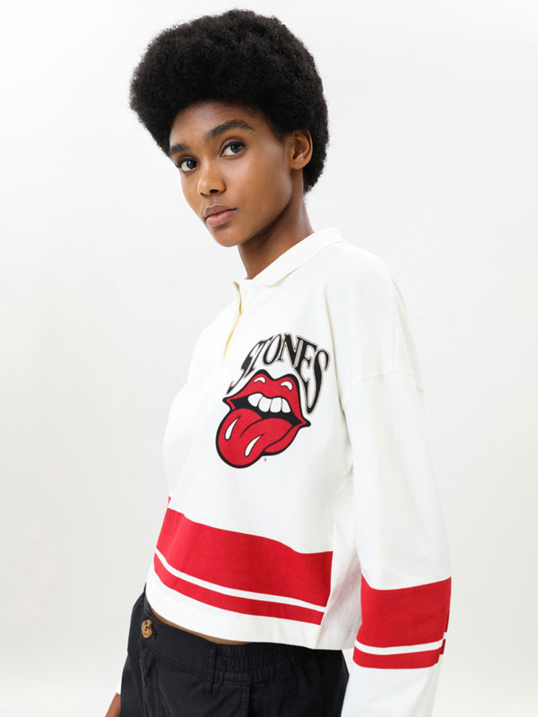Rolling Stones polo