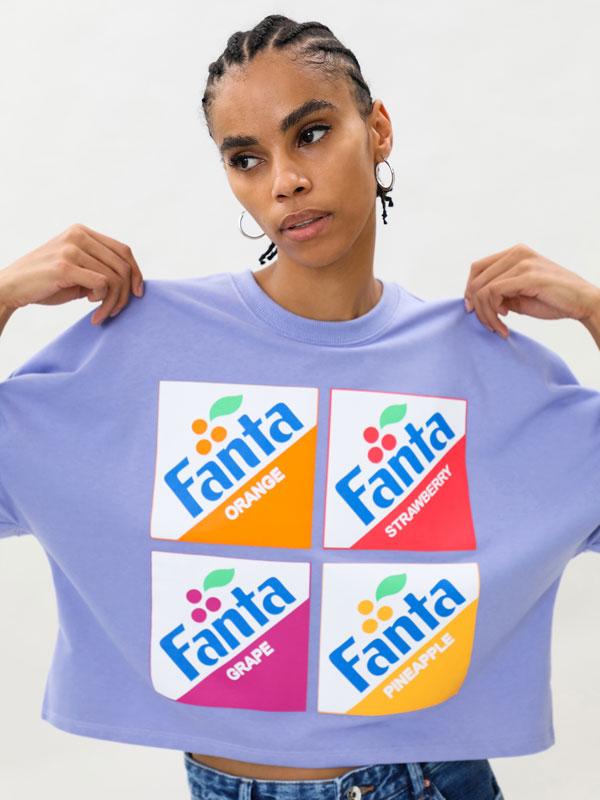Fanta™ print sweatshirt