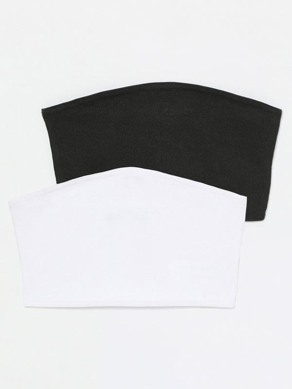 Pack of 2 bandeaus