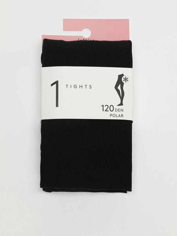 120 DEN tights