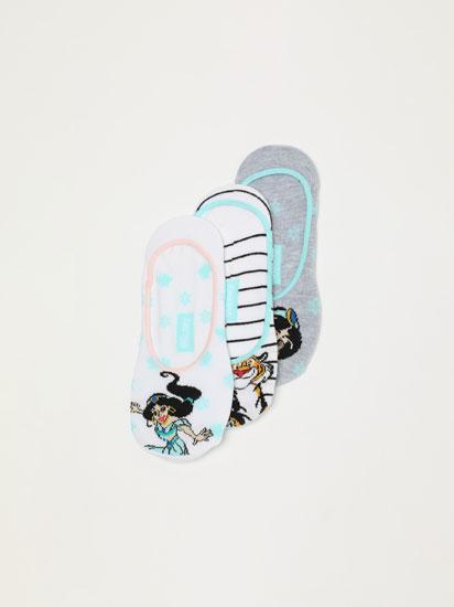 Pack of 3 pairs of Princess Jasmine ©Disney socks