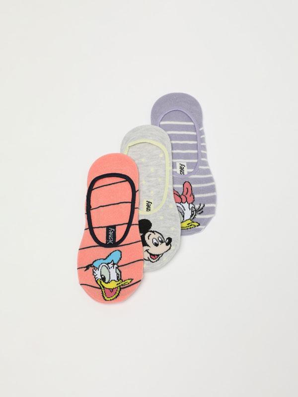 3-Pack of ©Disney socks