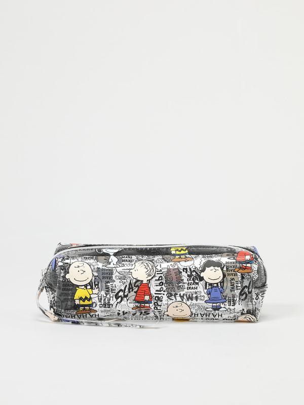 Necesser transparent de Snoopy Peanuts™