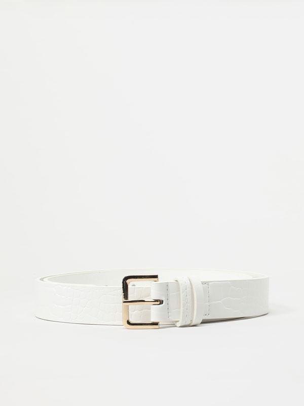 Basic belt