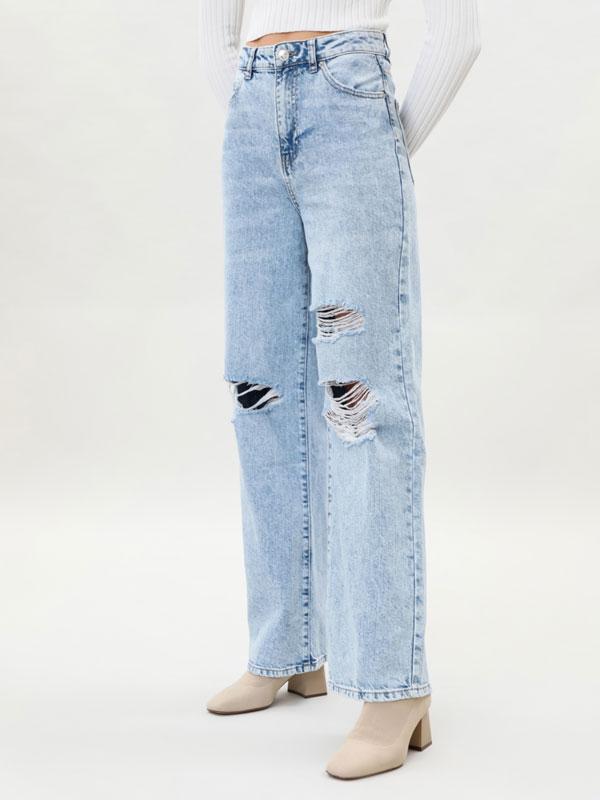 Jeans full length