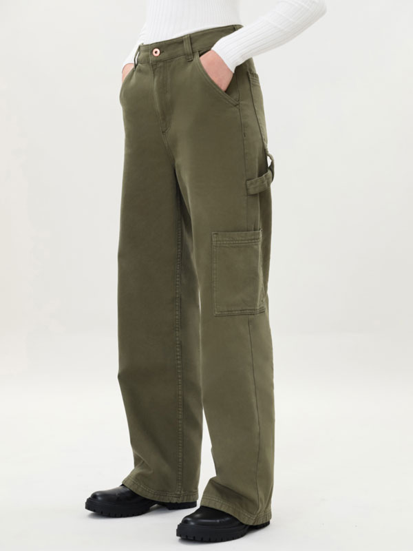 Jeans full lenght cargo
