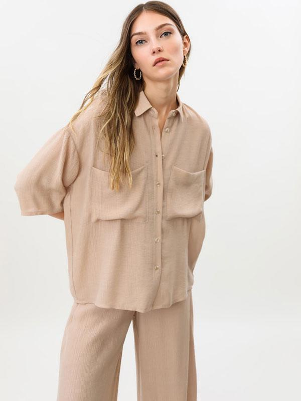 Rustic shirt