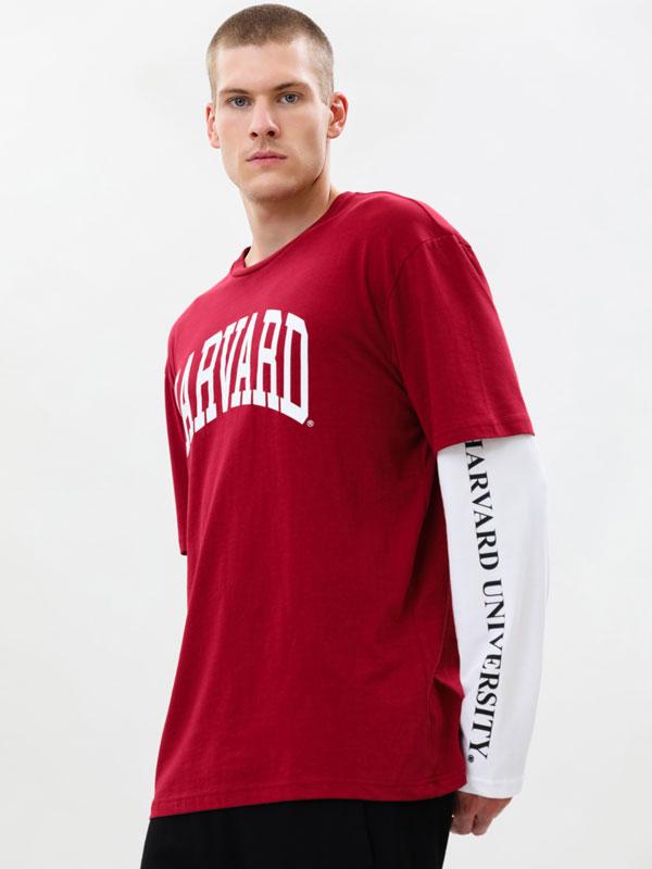 Long sleeve Harvard ® University T-shirt