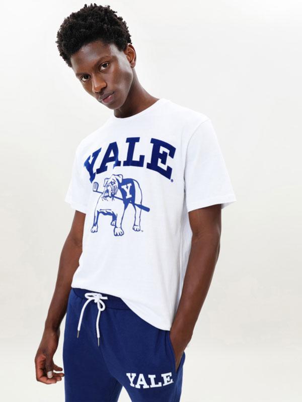 Yale ™ University printed jogging trousers