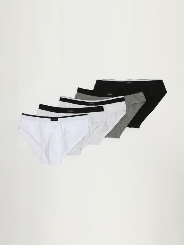 5-Pack of basic boxers