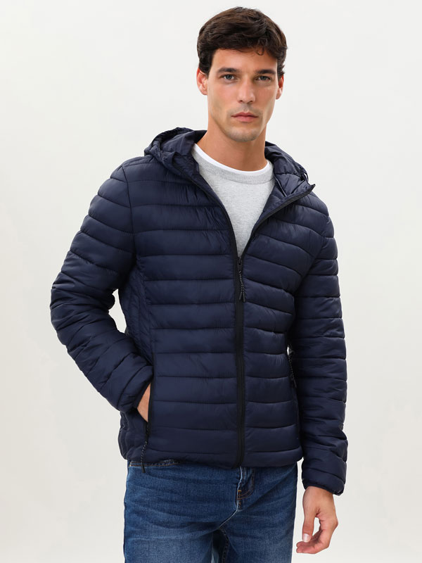 Hooded Puffer Jacket