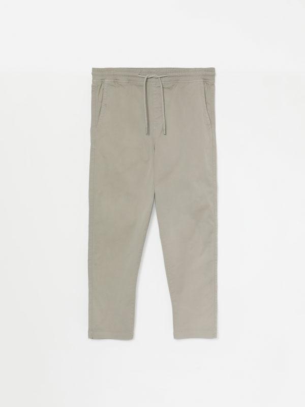 Stretch beach trousers