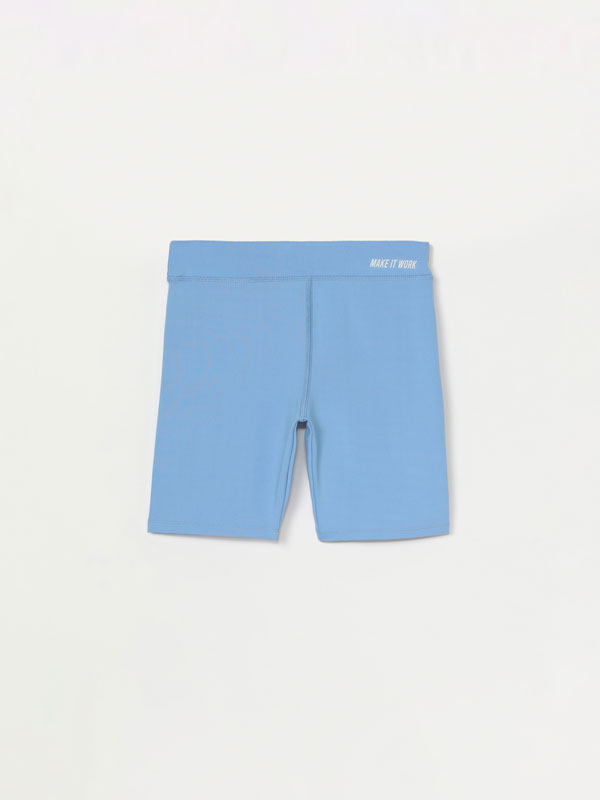 Cycling sports leggings