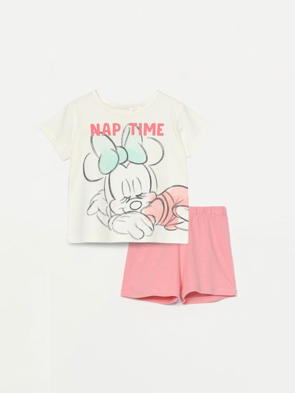 Pack of 2 Minnie ©Disney pyjama sets