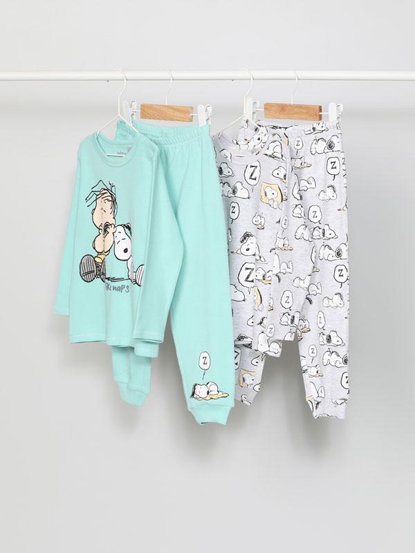 Pack of 2 Snoopy Peanuts™ pyjama sets