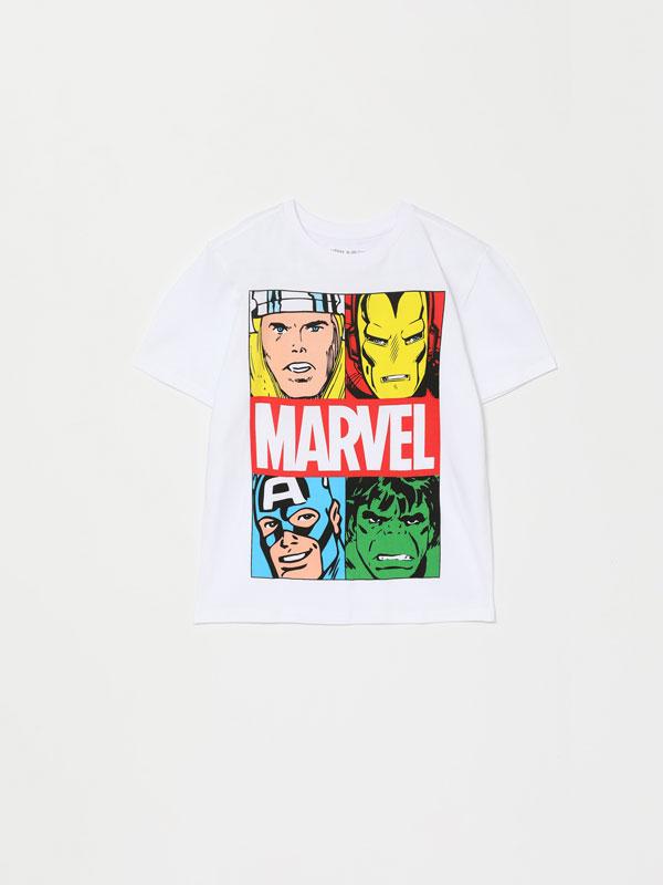 Samarreta de màniga curta d'Avengers ©Marvel