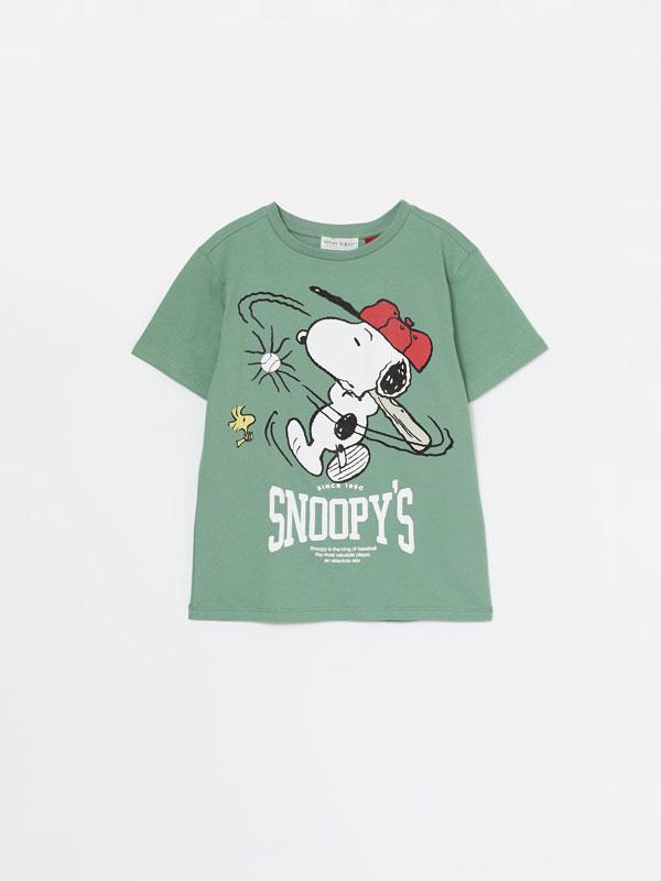 Samarreta estampada de Snoopy Peanuts™