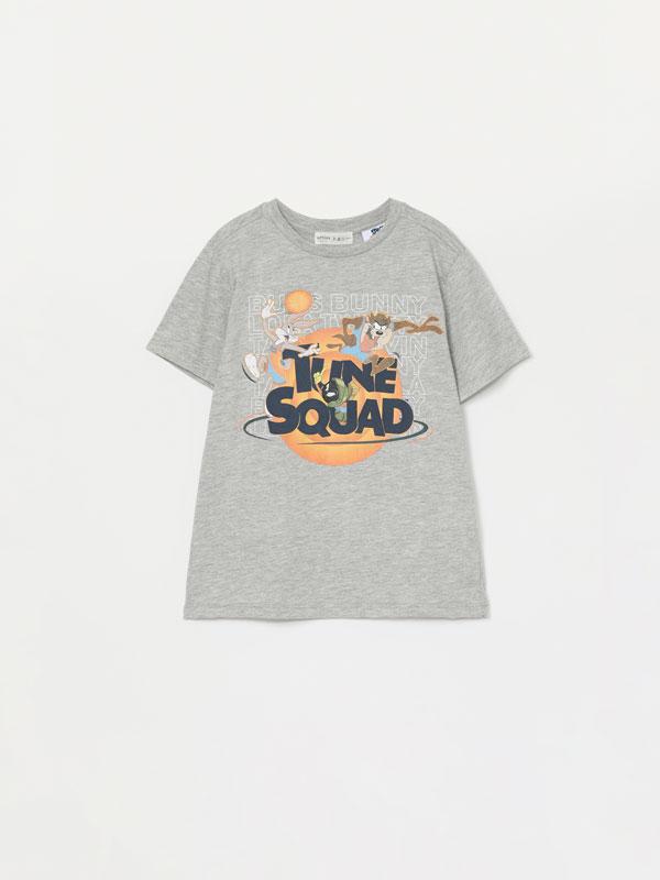 Space Jam Looney Tunes © &™ WARNER BROS. short sleeve T-shirt