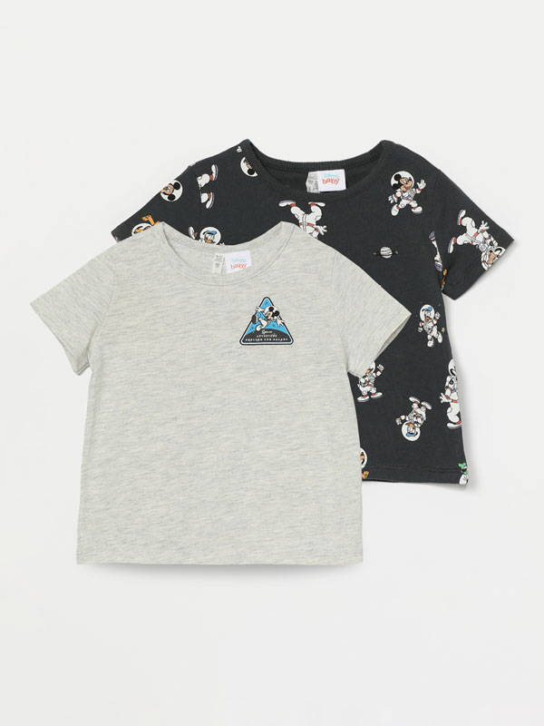 2-Pack of Mickey ©Disney T-shirts