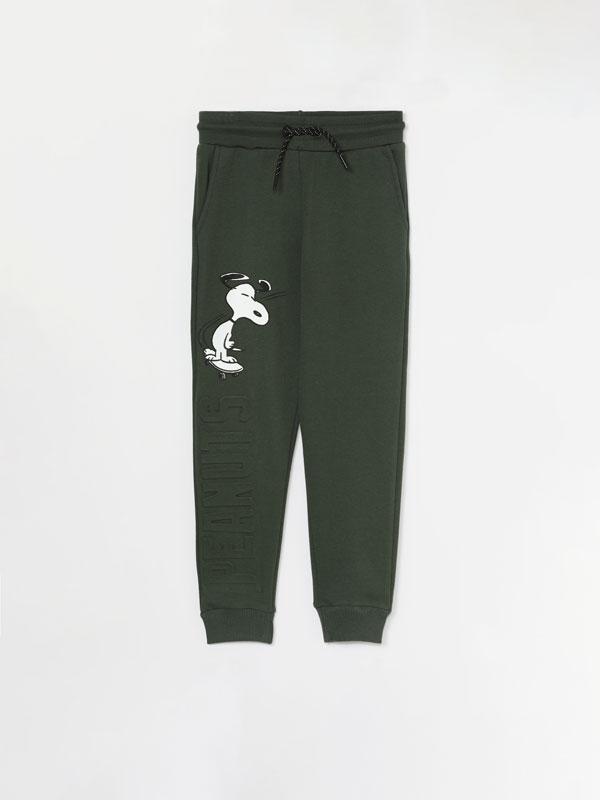 Snoopy Peanuts™ plush trousers