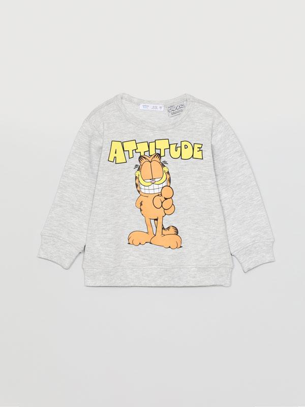Garfield © Nickelodeon sweatshirt