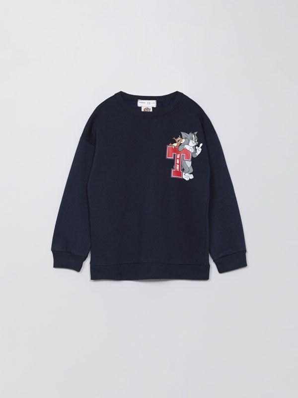 Tom & Jerry © & ™ WBEI sweatshirt