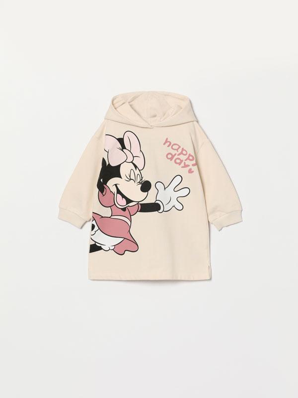 Minnie ©Disney dress with hood