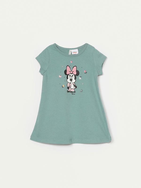 Minnie ©Disney short sleeve dress