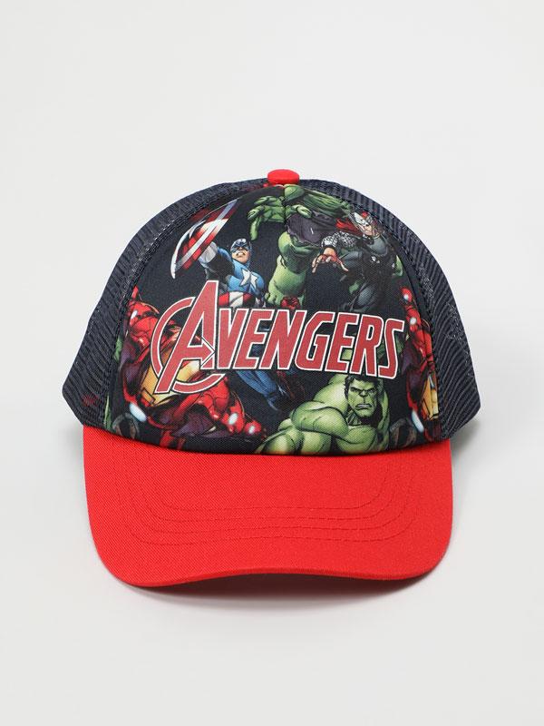 Avengers © Marvel cap