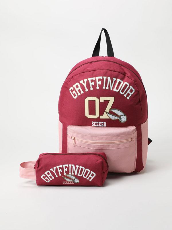 HARRY POTTER © &™ WARNER BROS backpack and pencil case set