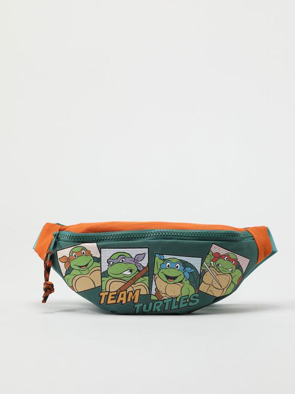 Nickelodeon Ninja Turtles © print belt bag