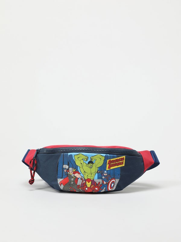 Avengers © Marvel print belt bag