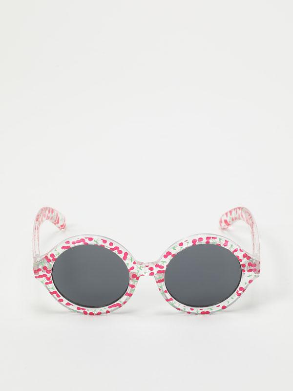 Gafas estampadas
