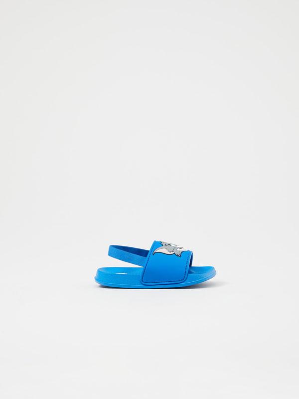 Tom & Jerry pool sandals