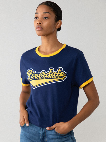Camiseta de Riverdale © &™ WARNER BROS