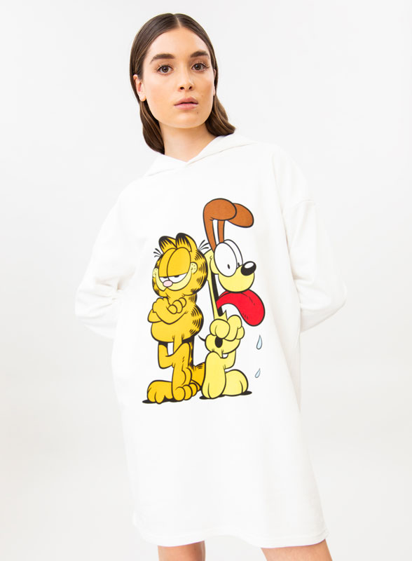 Garfield ©Nickelodeon print dress