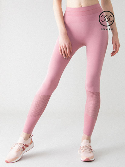 Seamless sports leggings