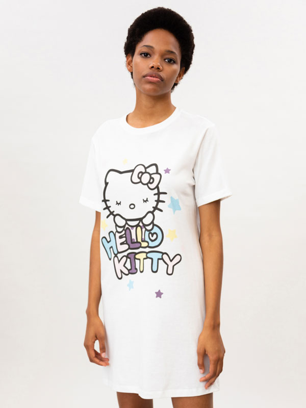 Camisón de Hello Kitty ©SANRIO