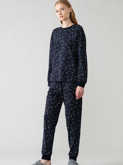 Conjunt de pijama estampat