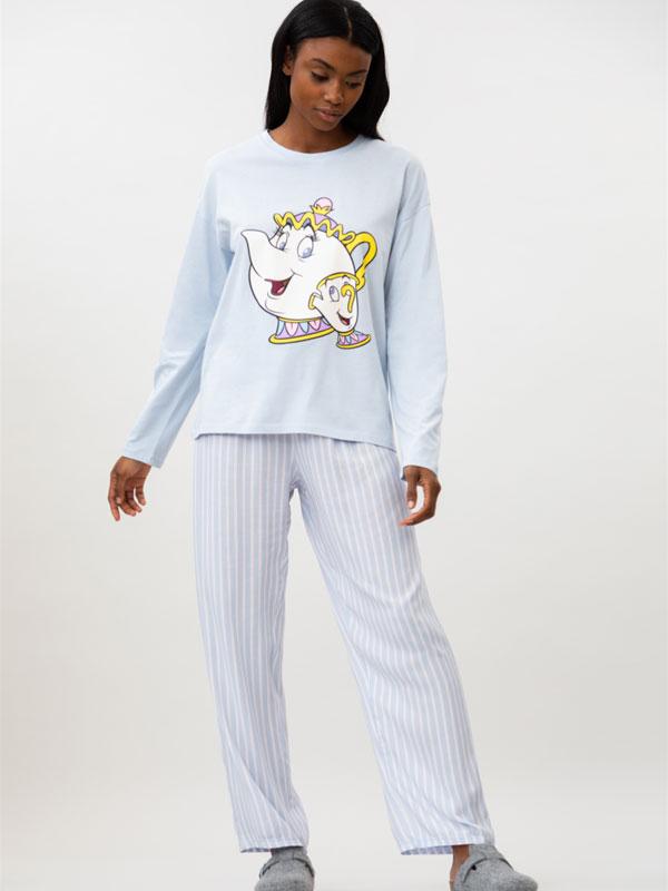 Pijama konjuntoa, Ederra eta Piztia ©Disney