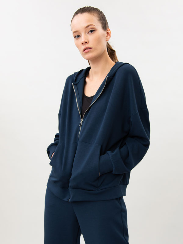 Soft-touch jacket