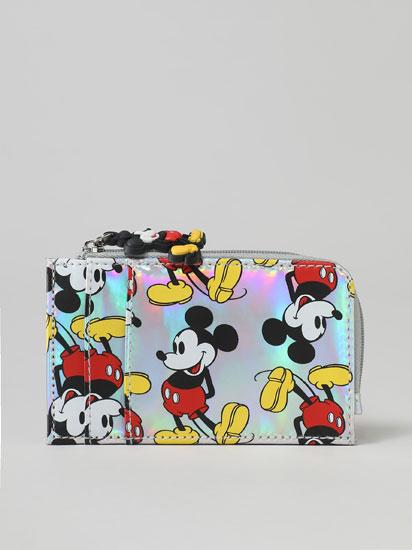 Porta-cartões com estampado do Mickey ©Disney