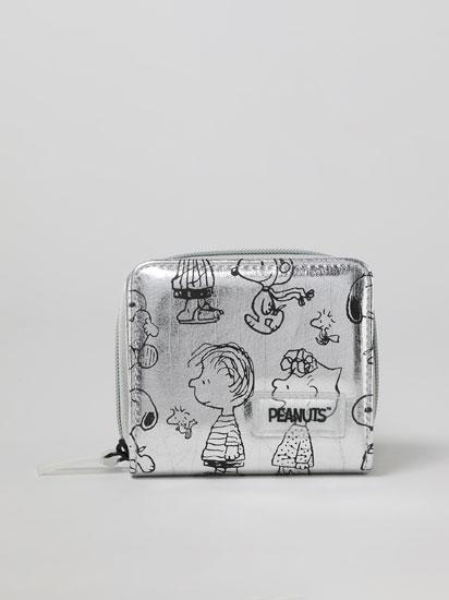 Porta-moedas com estampado dos Peanuts™